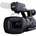 JVC GY-HC500SPC Connected Cam 4K Handheld Camcorder for Sports Production and Coaching with Overlay