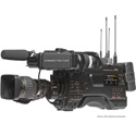 JVC GY-HC900C20 Connected Cam Full HD Broadcast Camcorder with Three 2/3-inch CMOS Sensors and 20x Fujinon Lens