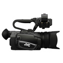 JVC GY-HM200U Compact 4KCAM UHD Camcorder with Streaming Host USB