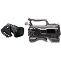 JVC GYHC900STF20 2/3 Inch Studio Camera Package with Canon 20X Lens