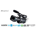 JVC GYHM850C14 1/3 Inch ProHD Shoulder Mount Camcorder with 14x Canon ENG Zoom Lens