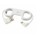 Kanex 8PINKEY GoBuddy Plus Charge and Sync Cable w/ Lightning Connector (White)