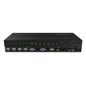 KanexPro HDSC61D-4K 6-Input Collaboration Switcher & Scaler with 4K HDMI Output