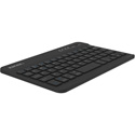 Kanex K166-1054 iPad Mini Keyboard with Stand Cover - Black