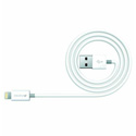 Kanex K8PIN05M Charge and Sync Cable with Lightning Connector 1.6FT 2 Pack (Whit