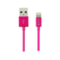 Kanex K8PIN4FPK Charge and Sync Cable with Lightning Connector 4FT (Pink)