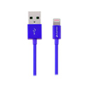 Kanex K8PIN4FPR Charge and Sync Cable with Lightning Connector 4FT (Purple)