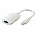 Kanex KIADAPT4KW Mini DisplayPort to HDMI Adapter w/ 4K and Audio Support (White)