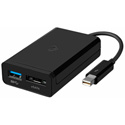 Kanex KTU10 Thunderbolt to USB 3.0 & eSATA Adapter