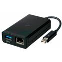Kanex KTU20 Thunderbolt to USB 3.0 & Ethernet Adapter