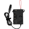 Kinotehnik KTGMP600 G-Mount Locking Plate with 4-Pin XLR Cable and Strap