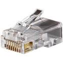 Klein Tools VDV826-611 Modular Data Plug RJ45 - CAT5e - 100 Pack