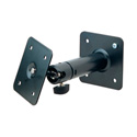 K&M 24185 Speaker Wall Mount - Black