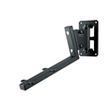 K&M 24484 Speaker Wall Mount - Black