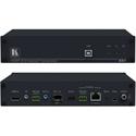 Kramer 691 4K60 4:2:0 HDMI MM/SM Fiber Optic Transmitter with USB Ethernet RS-232 IR & Stereo Audio over Ultra-Reach HDB