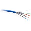 Kramer BCP-UNIKAT U/FTP CAT 6A Cable for DGKat - HDBaseT and LAN Systems Plenum - 500 Ft.