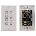 Kramer RC-78R 8-Button Master Room Controller