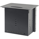 Kramer TBUS-5XL Table Mount Modular Multi-Connection Solution - Black