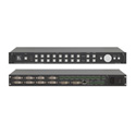 Kramer VP-772 8 Input 4K30 UHD DVI (HDCP) ProScale Presentation Matrix Switcher/Dual Scaler with FX