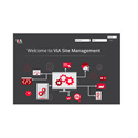 Kramer VSM-10 VIA Site Management License - Up To 10 VIA Gateways