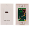 Kramer WP-572 Active Wall Plate - HDMI over Twisted Pair Receiver