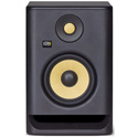 KRK RP5 G4 Powered Studio Reference Audio Monitor with 5 Inch Driver - Each