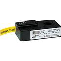Kroy 2470002 Black on Yellow Cartridge for 1/8 Inch Shrink Tube