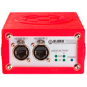 Klark Teknik DN9610 Roadworthy AES50 Repeater Box