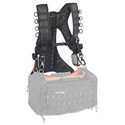 K-Tek KSHRN2 Stingray Harness with Rigid Spine Design and Inner Belt