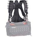 K-Tek KSHRN3 Stingray Harness with Rigid Spine Design and Inner Belt (3rd generation)