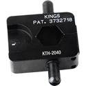 Kings Triax Die Set for Belden 8233 Cable