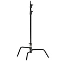 Kupo S742911 Master 30in C Stand w/ Turtle Base - Black