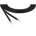 Canare L-5.5CUHD 12G-SDI 75 OHM Video Coaxial Cable - 328 Feet