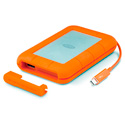 LaCie 9000489 Rugged Thunderbolt External Hard Drive & USB 3.0 - 2TB