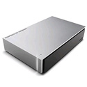 LaCie LAC9000604 8TB Porsche Design Desktop Drive - Light Grey