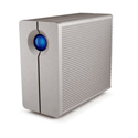 LaCie STGL12000400 12TB 2big Quadra RAID Storage USB 3.0 7200 RPM