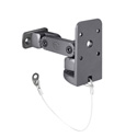 LD Systems CURV 500 WMB Multi-Angle Wall Mount Bracket for CURV 500 Satellites - Black
