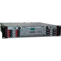 Lightronics RD122 Rack Mount Dimmer with Terminal / Barrier Connector Strip with Knockout Cover