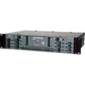 Lightronics RE121D Rack Mount Dimmer with option XT - Terminal / Barrier Connector Strip with Knockout Cover