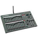 Lightronics TL-5024 Lighting Console 24 Channels x 192 Scenes with Built In Wire