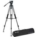 Libec ALLEX KIT -  ALLEX T Tripod - ALLEX H Head and Carry Case