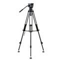 Libec ALX KIT - ALX H Head / ALX T Tripod with Mid-level spreader / RC-20 Case