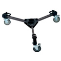 Libec DL-10B Professional Black Heavy Duty Studio Dolly