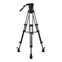 Libec RS-250DM - RH25D Head / RT30B Tripod / BR-2B Mid-level spreader / FP-2B Foot pads / RC-30 Case