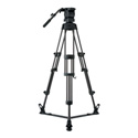 Libec RS-450D - RH45D Head / RT40RB Tripod / SP-2B Floor-level spreader / RC-50 Case