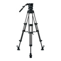 Libec RS-450DM - RH45D Head / RT40RB Tripod / BR-6B Mid-level spreader / FP-2B Foot pads / RC-50 Case