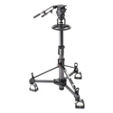 Libec RSP-850PD(S) Professional Pedestal System for Studio Broadcasting
