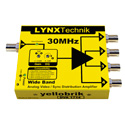 LYNX Technik Yellobrik DVA 1714 - Analog Video - Sync Distribution Amplifier