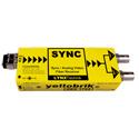Lynx Yellobrik ORX 1712 Analog Video/Sync Singlemode 1310nm Fiber Receiver ST Connector