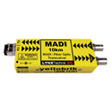 LYNX Technik Yellobrik OTR 1210MM MADI Coax to MADI Fiber Transceiver - 550 Meters - LC Connectors - Multimode Version